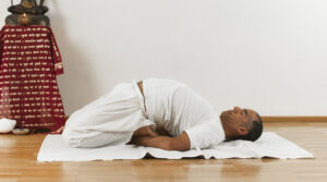 stiramento anteriore asana yoga online