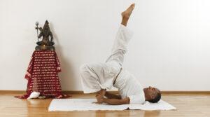ganda bherundasana asana yoga online